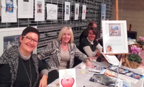 Nos auteurs participent régulièrement à des festivals littéraires