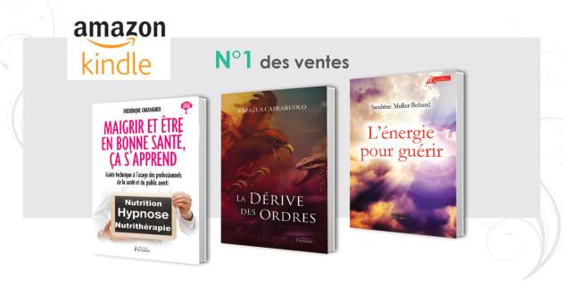 Les Editions Persée numéros 1 sur Amazon Kindle