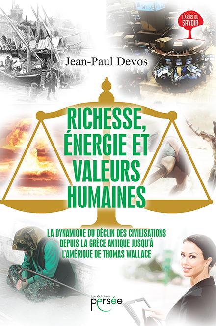 Richesse, Energie et Valeurs humaines