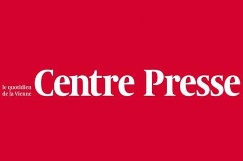 Centre Presse Vienne Logo