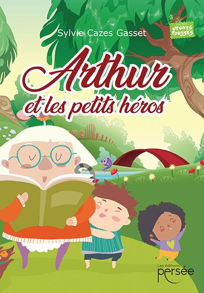 Festival M'Lire Bibliothèque Municipale Lamartine 48000 Mende - Arthur et les petits héros Sylvie Cazes-Gasset